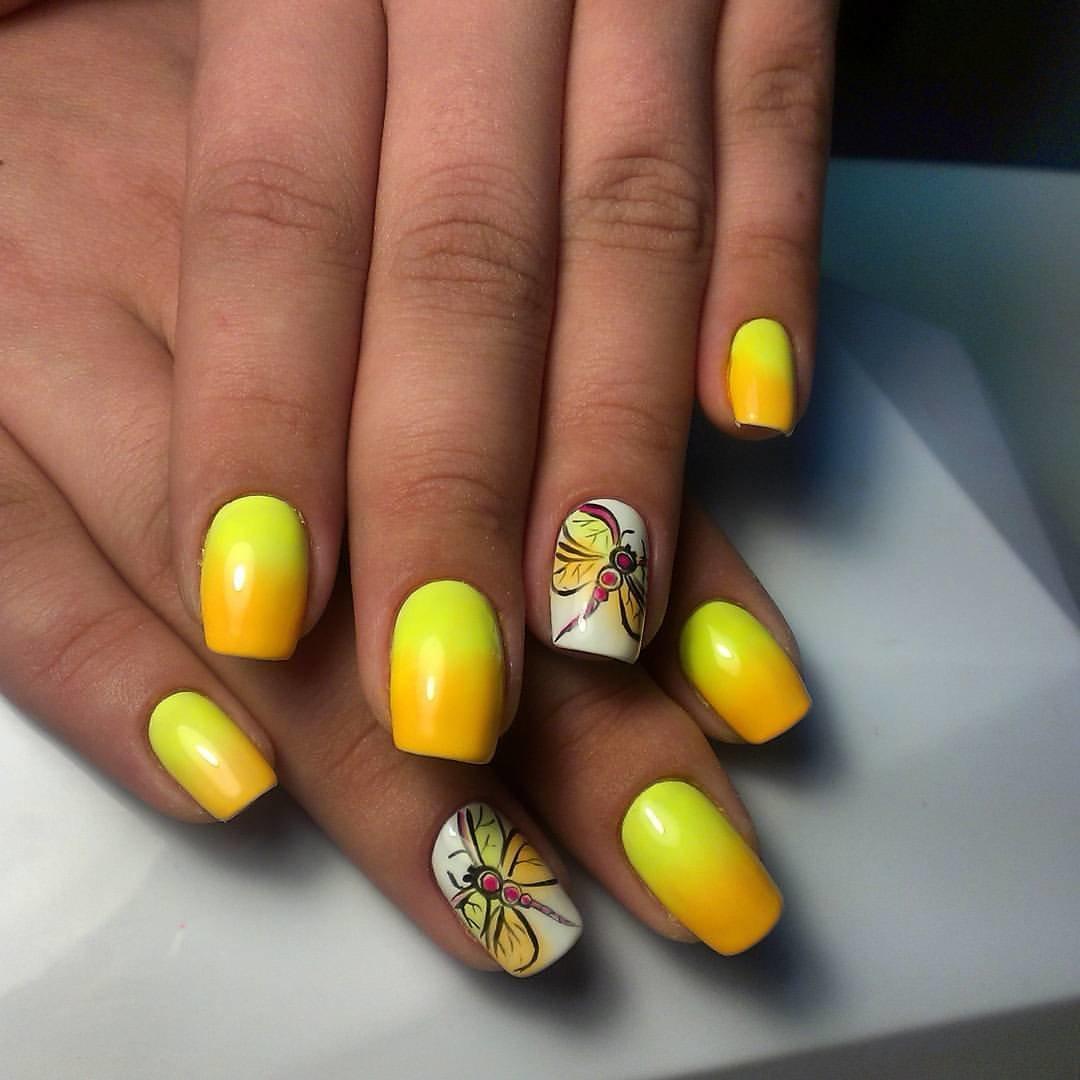 Необычные Ногти Гель Лак Фото