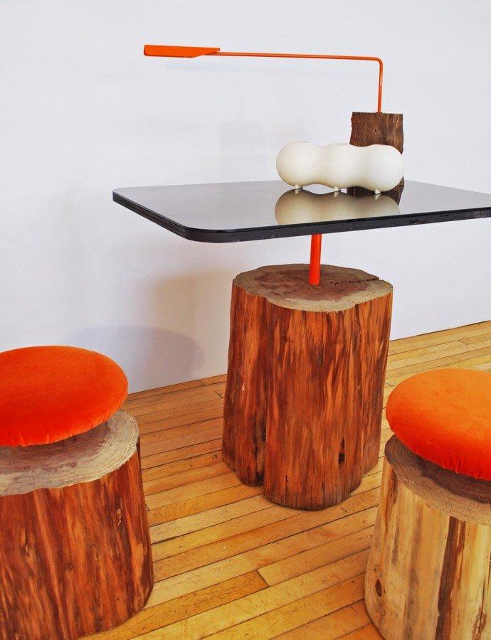 Оригинальная мебель из дерева своими руками фото 61