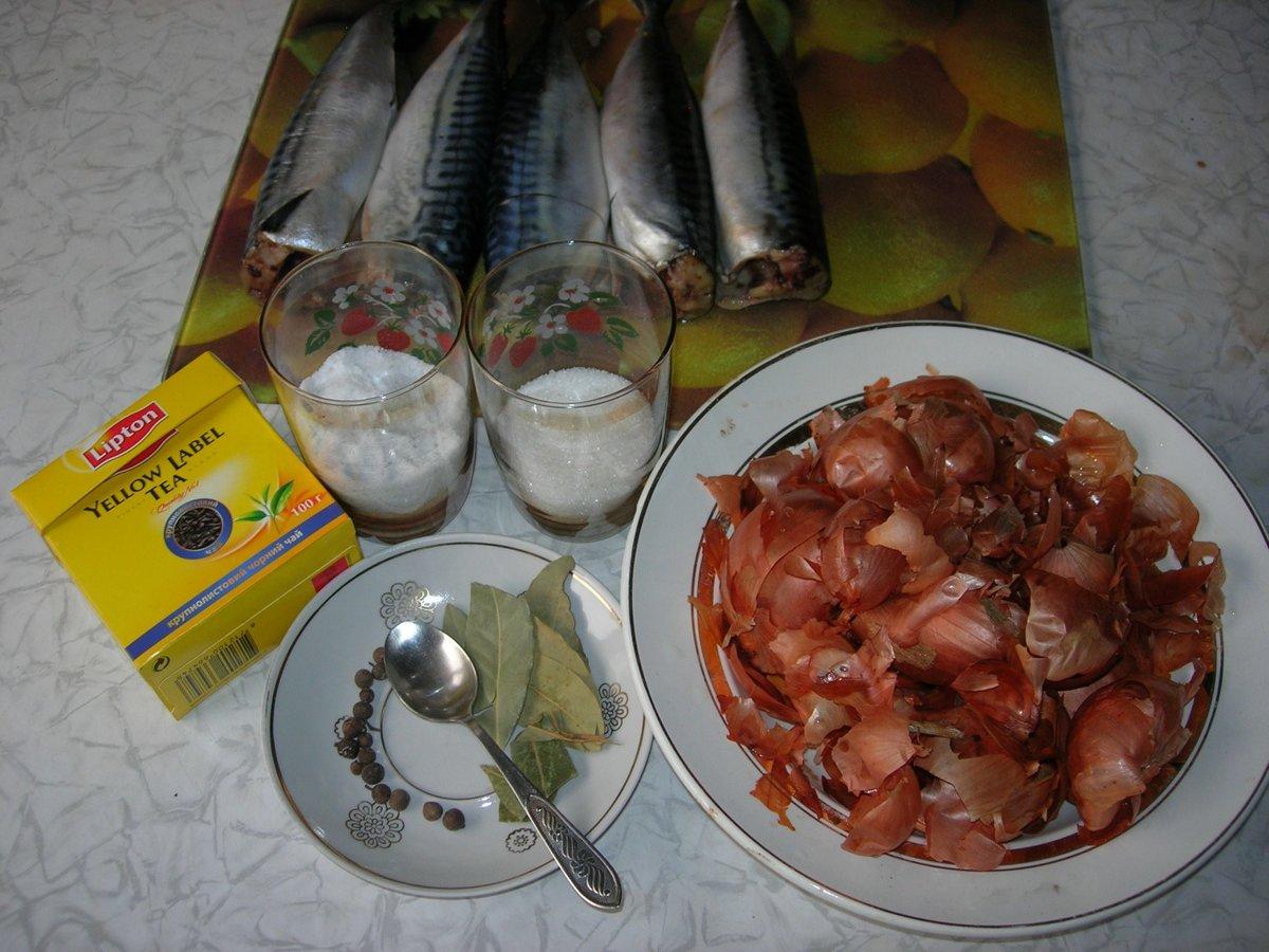 Как мариновать скумбрию в домашних условиях рецепт быстро
