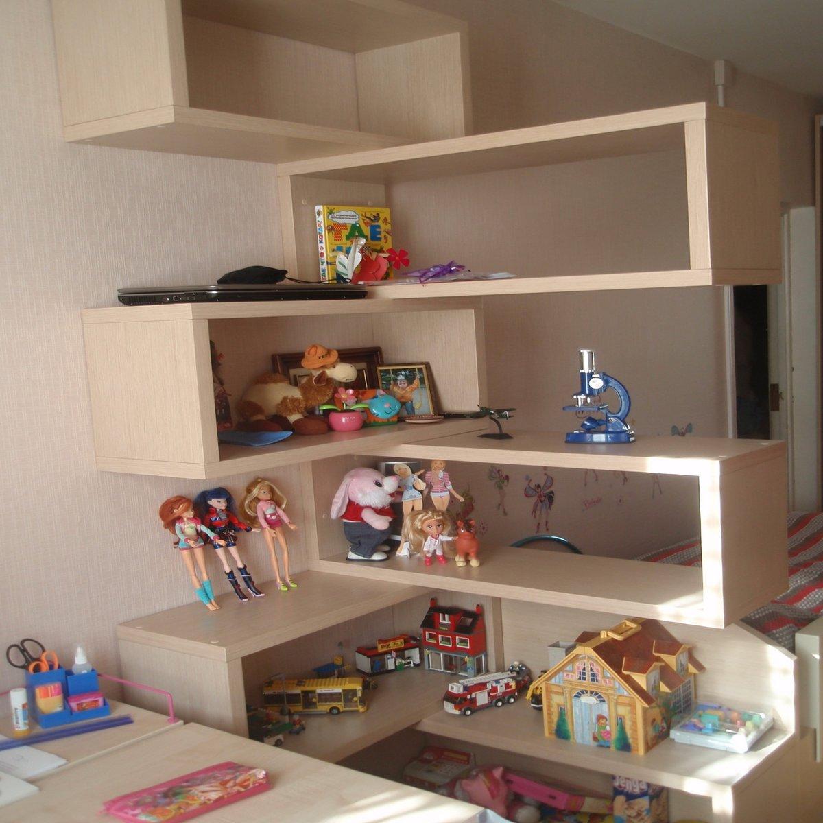 Детский уголок своими руками в однокомнатной квартире 260