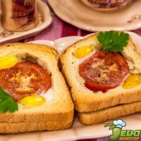 Приготовить вкусные бутерброды в дорогу