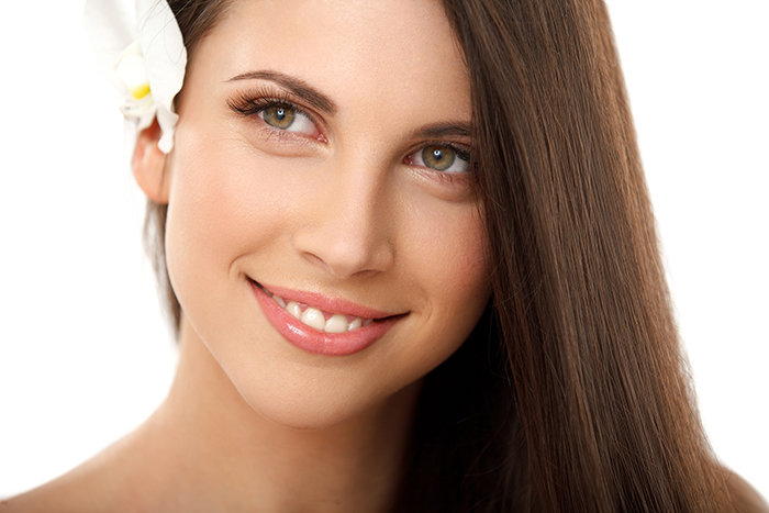 Фото макияжа естественного