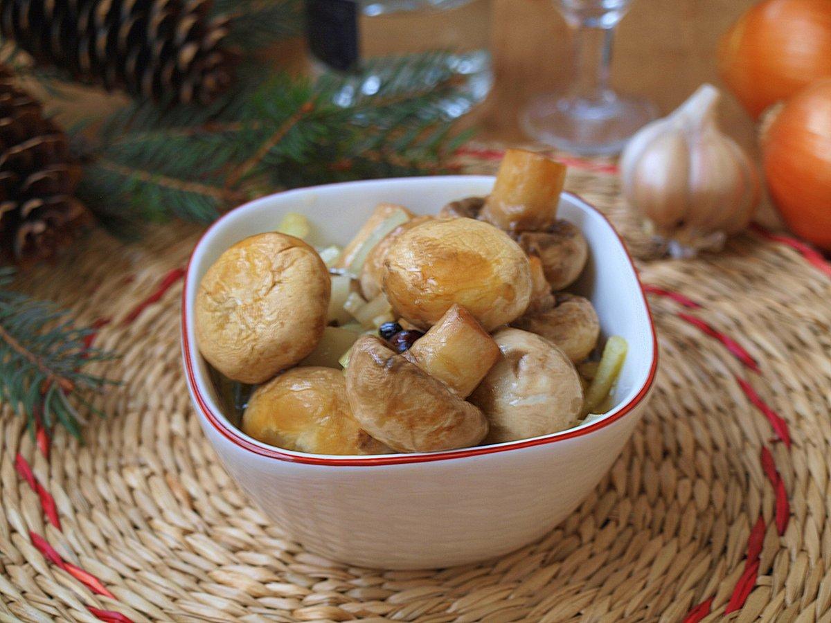 Блюда из шампиньонов 1062 рецепта / Простые рецепты 68
