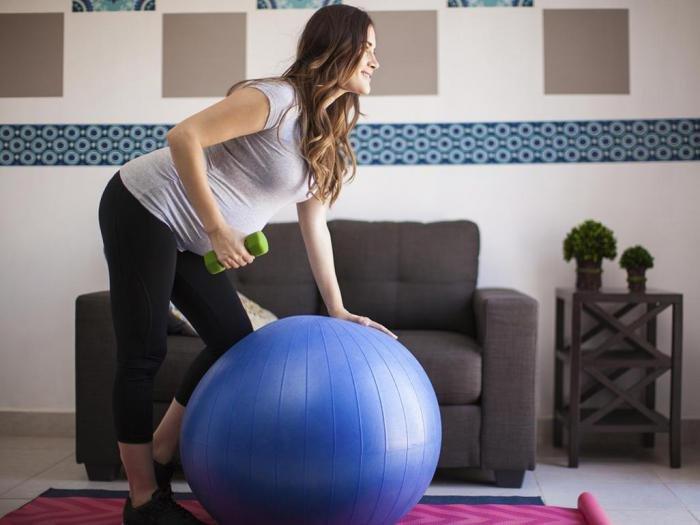 Фитнес для беременных в ярославле 37