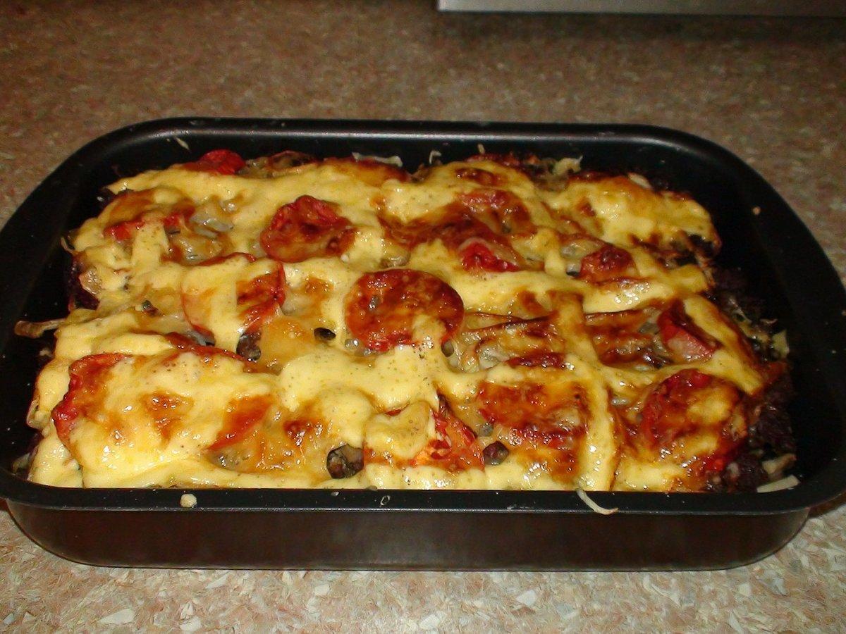 Что приготовить на ужин быстро фото рецепт пошаговый