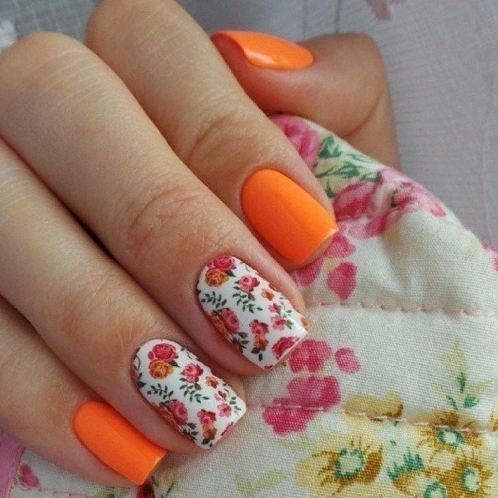 Дизайн ногтей осень 2013 в фото