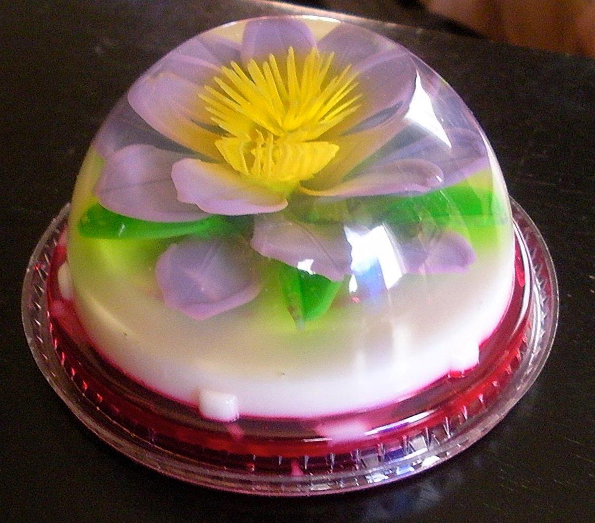 Как сделать заливное на торт