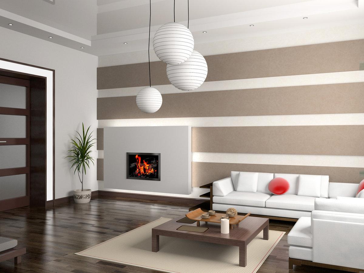 Дизайн квартиры фото 2018 современные идеи обоев