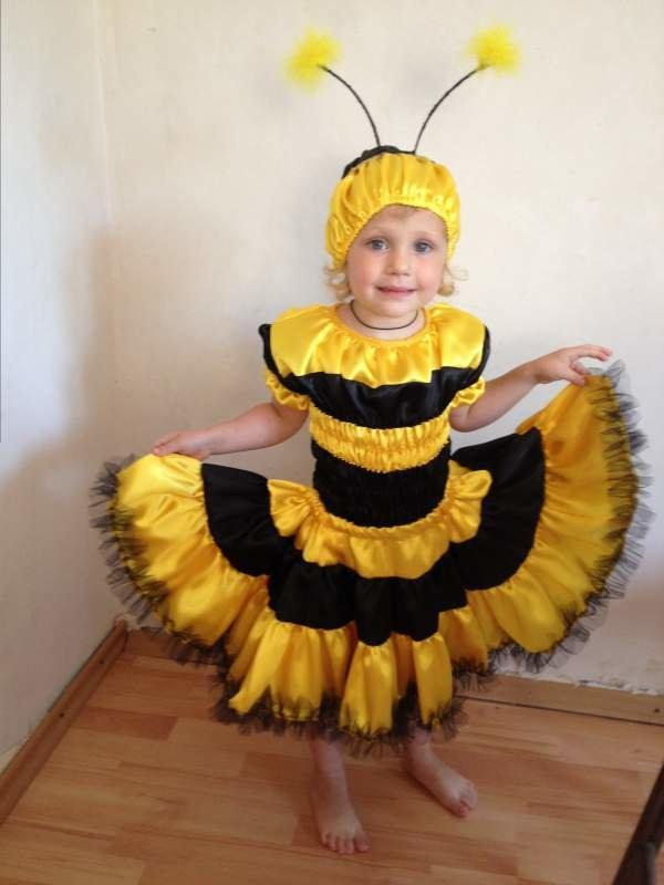 Костюмы пчелки своими руками 953