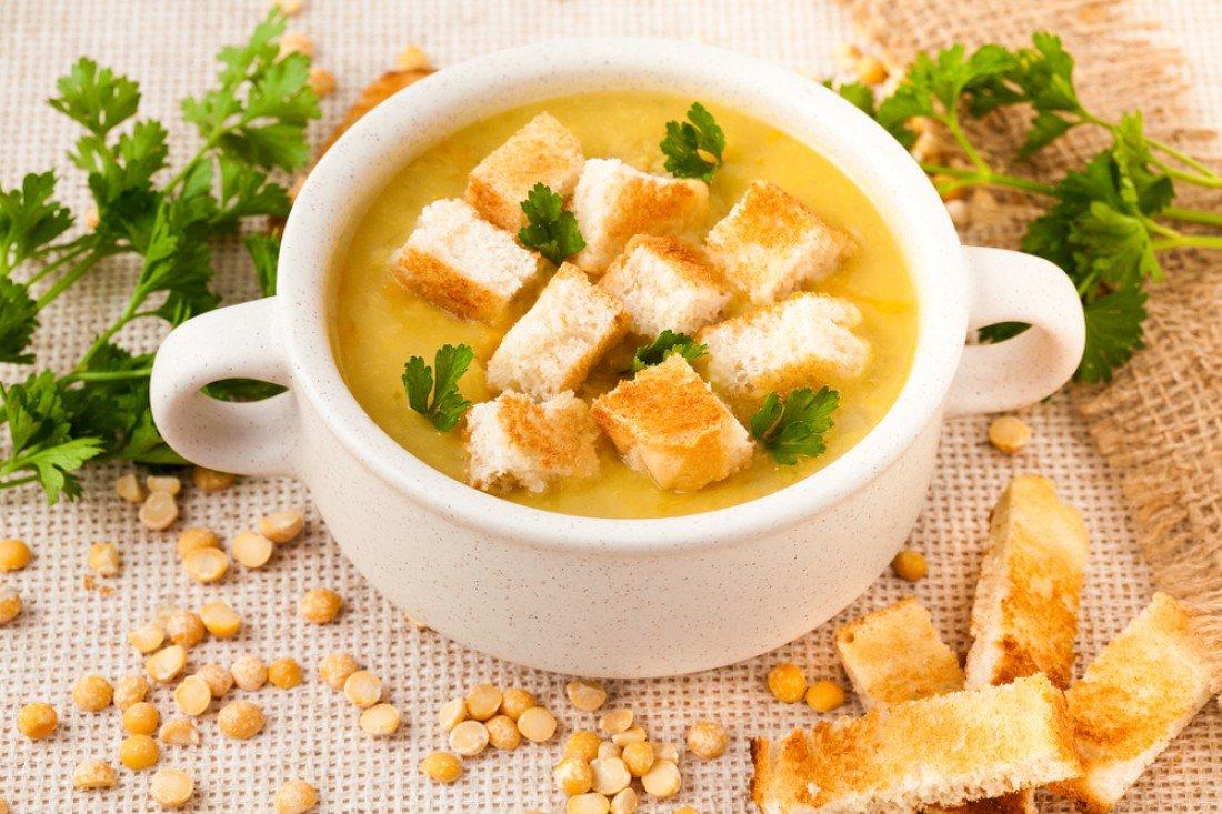 Вкусный гороховый суп в мультиварке рецепт с фото