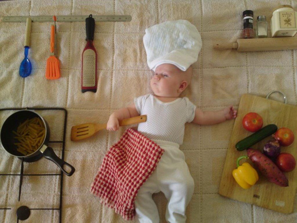 Идея фото для малышей