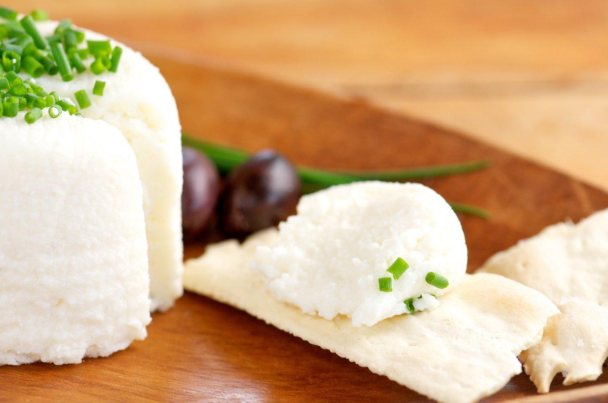Рецепты сыра из козьего молока в домашних условиях