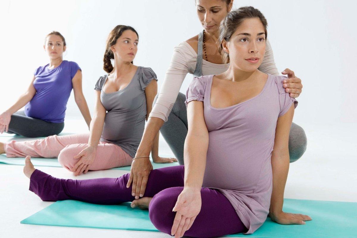 Посоветуйте хорошие курсы для беременных 59