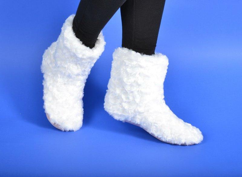 Тапочки домашние теплые женские