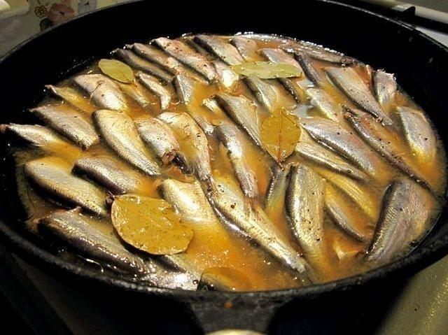 Фото рецепт шпроты домашние