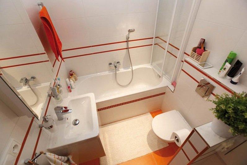 Дизайн для маленькой ванной комнаты фото 2016 современные идеи