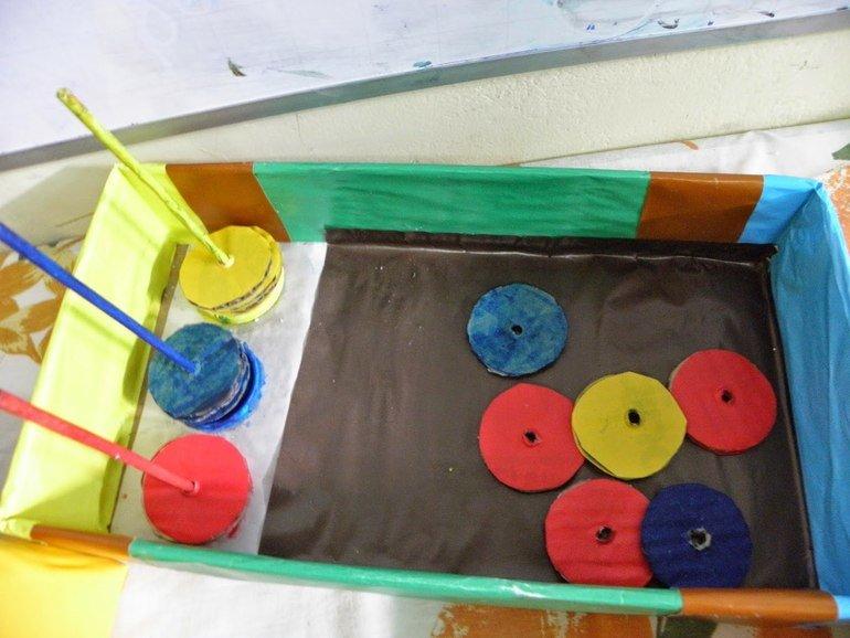 Развивающие игрушки для детей 1-3 лет своими руками 53
