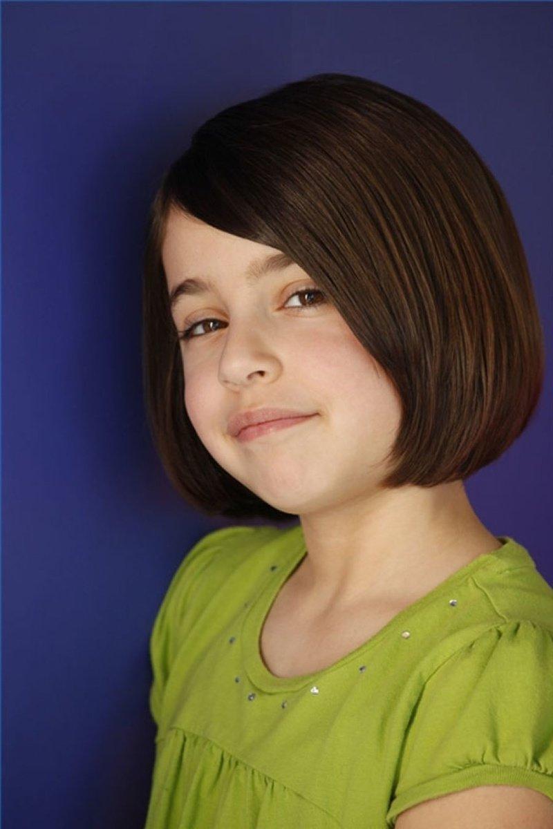Причёски стрижки для подростков девочек 14 лет фото