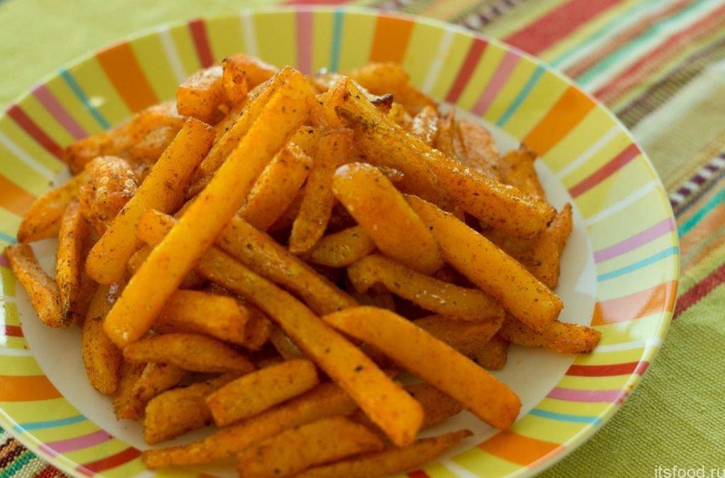 Картошка в фри в духовке рецепт пошагово