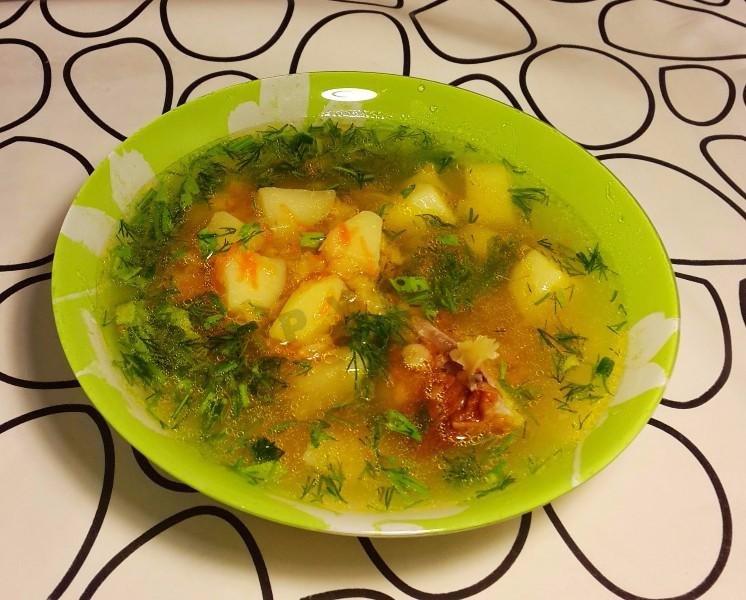Рецепты суп гороховый с копченостями пошаговый рецепт 81