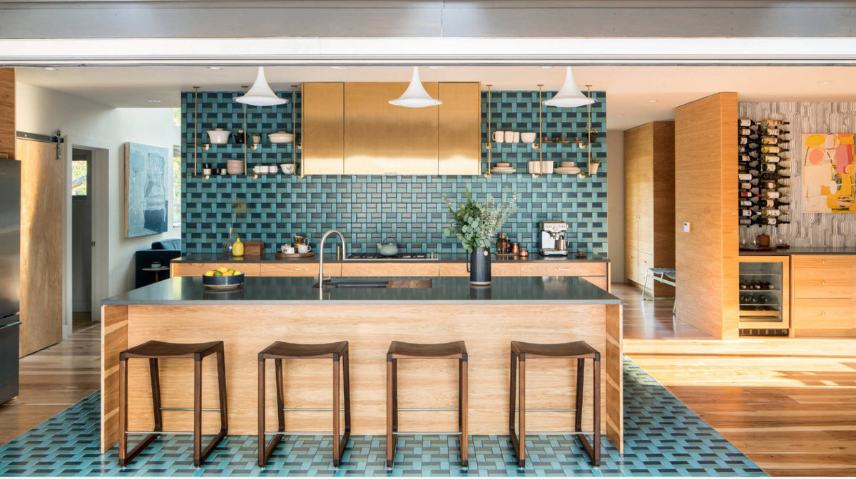 Ремонт кухни 10 кв м современный дизайн 2017-2018