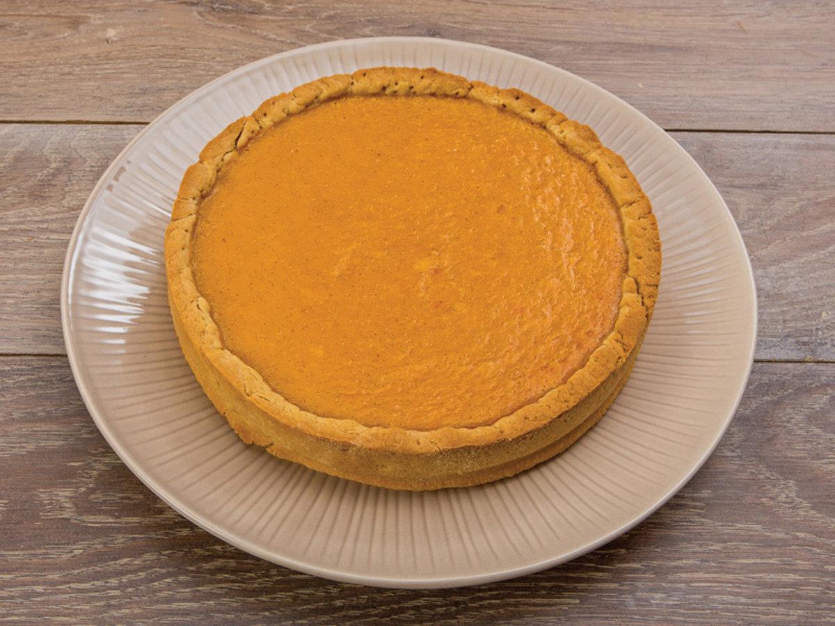 Пирог с тыквой рецепт с пошаговым фото