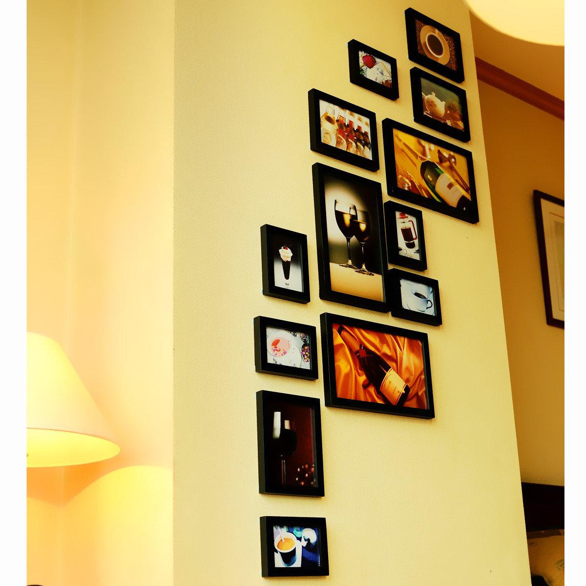 Как сделать большую рамку для фото на стену