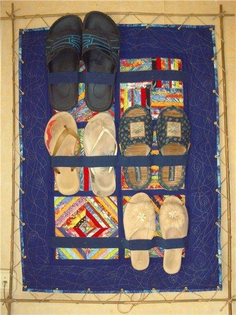 Органайзер для обуви своими руками мастер