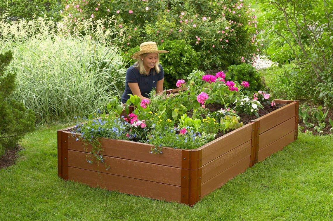 Как сделать сад из огорода 30