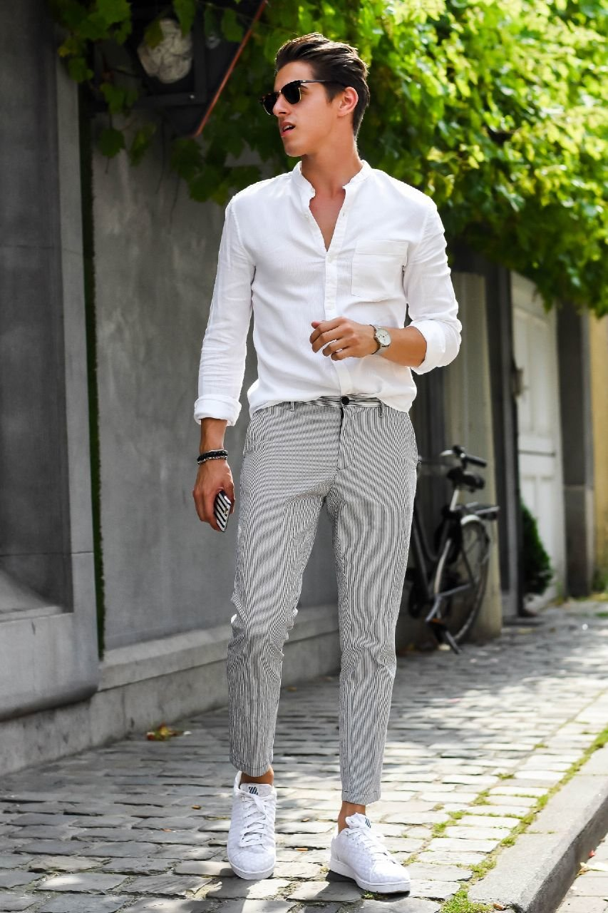 Casual summer fashion for men 84