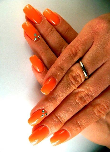 Свадебный Дизайн На Короткие Ногти Фото