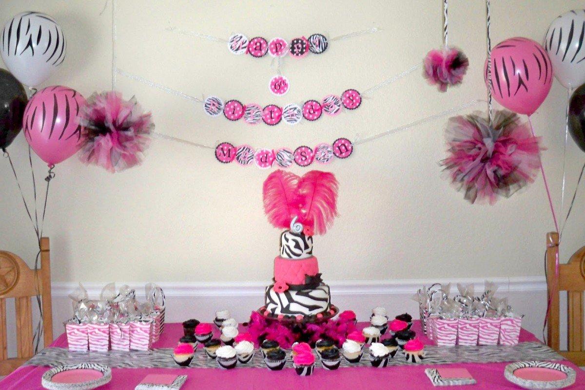 Украсить комнату на день рождения ребенка 2 год своими руками