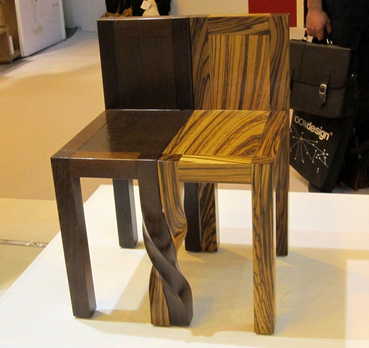 Оригинальное стул своими руками 30