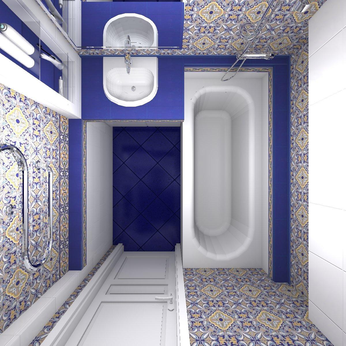 Ванна 2 5 кв м дизайн