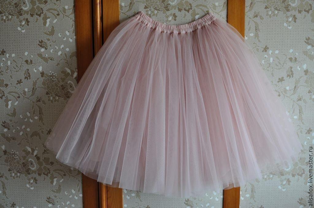 Взрослая юбка из фатина своими руками мастер класс 188