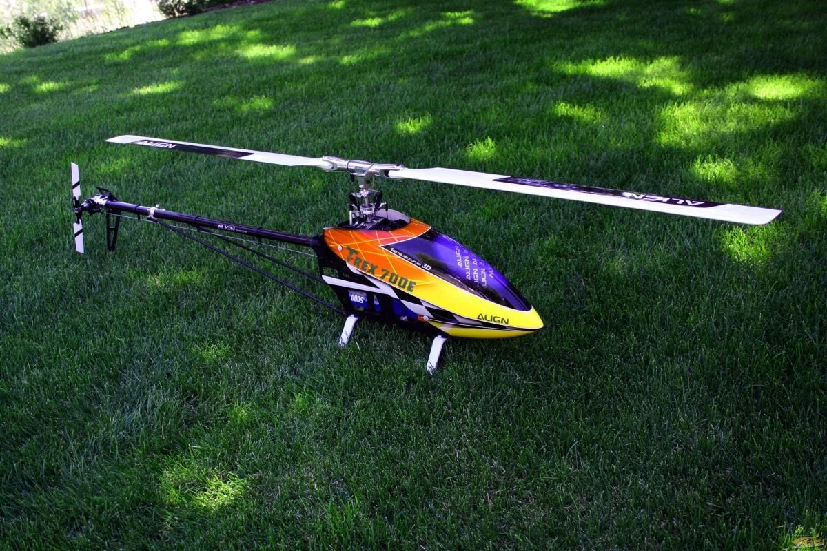Вертолет на пульте управления - как сделать правильный 37