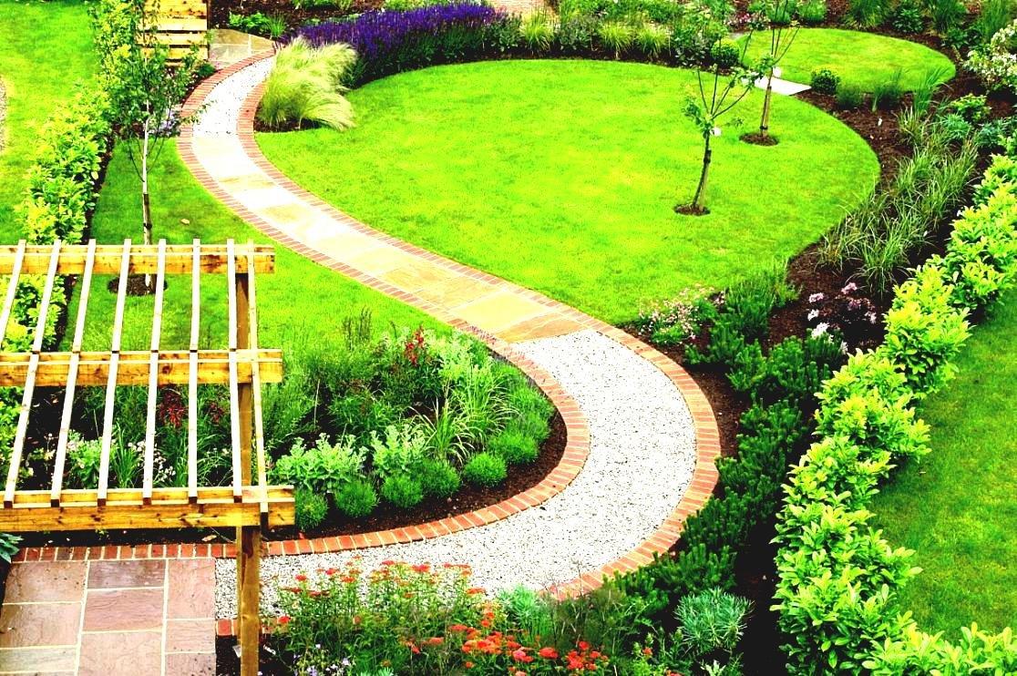 Фото ландшафтный дизайн садового участка своими руками