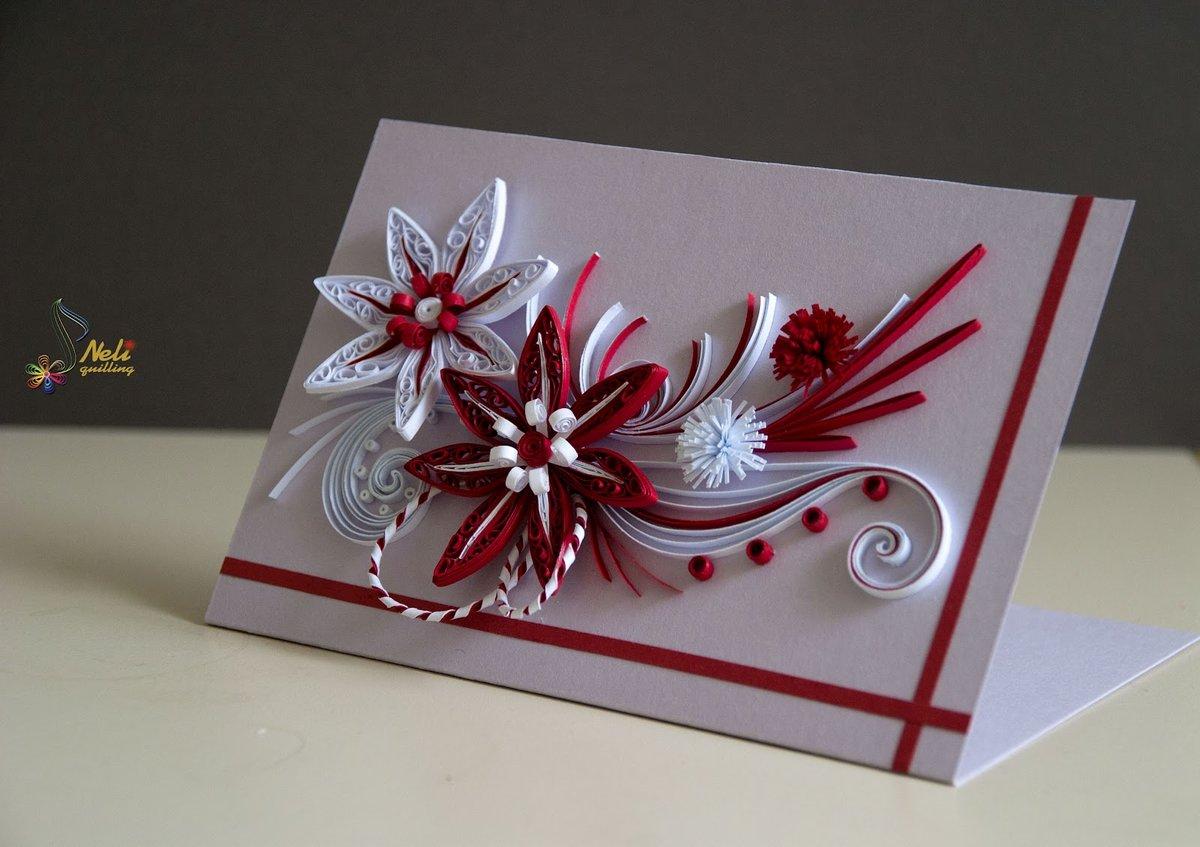 Способы изготовления и материалы поздравительных открыток