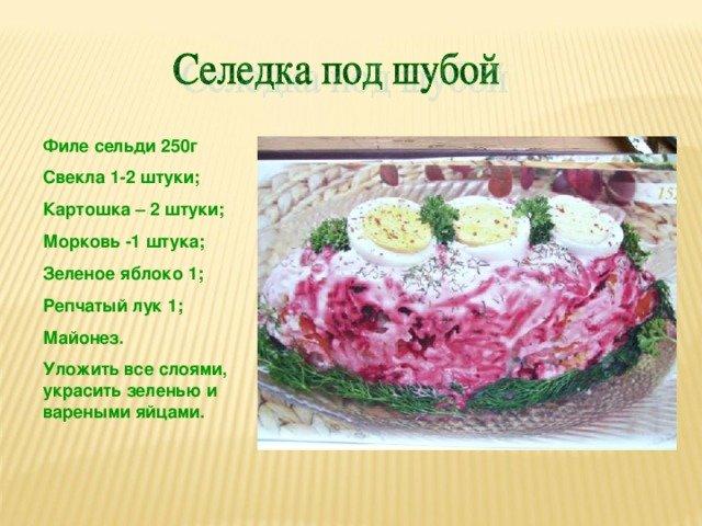 Как сделать селёдку под шубой пошаговый рецепт 31