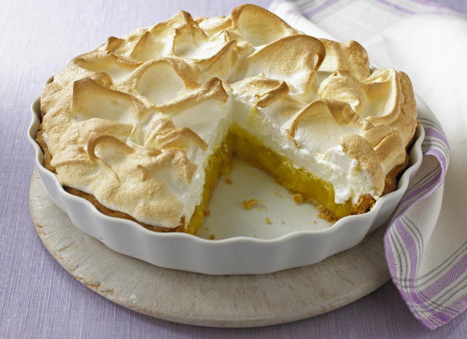 Пирог лимонник простой рецепт с пошагово
