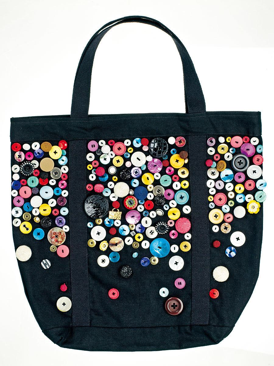 Как украсить сумку своими руками (93 фото декупаж, вышивка и) 70