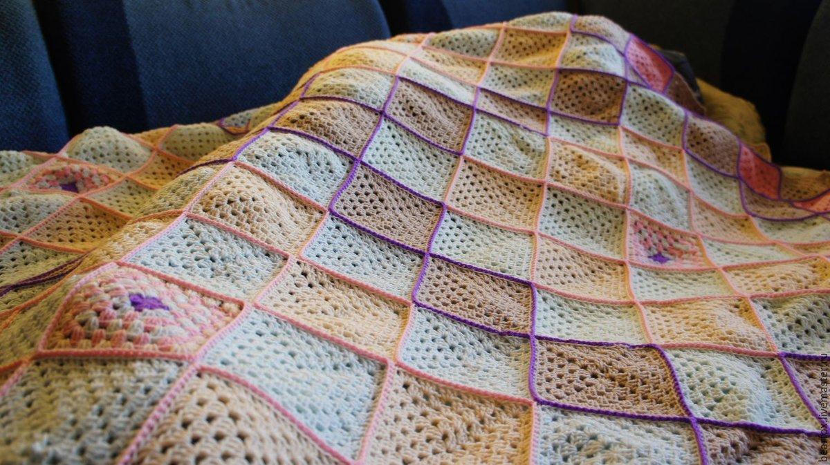 Вязание одеялец