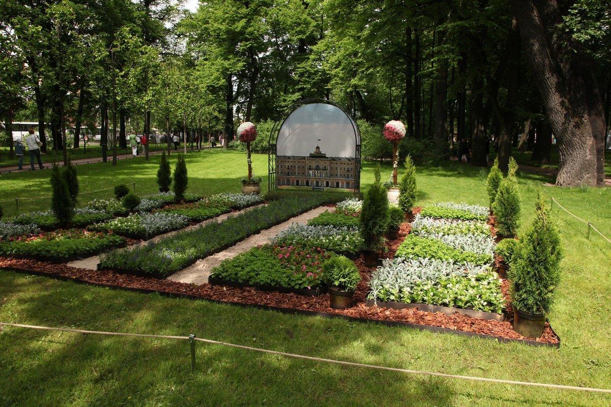 Выставка ландшафтного дизайна в санкт-петербурге