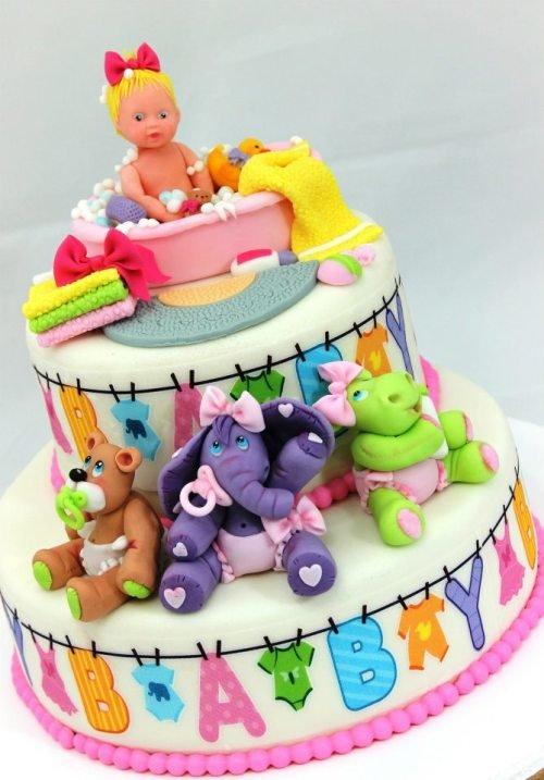 Детские торты дизайн 5