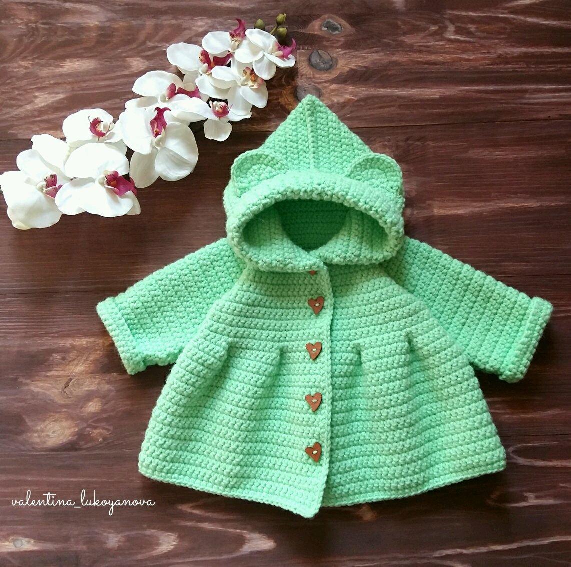 Мастер класс вязание пальто детское для 820
