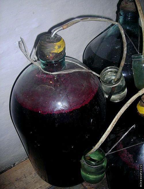 Как сделать вино из фотографий