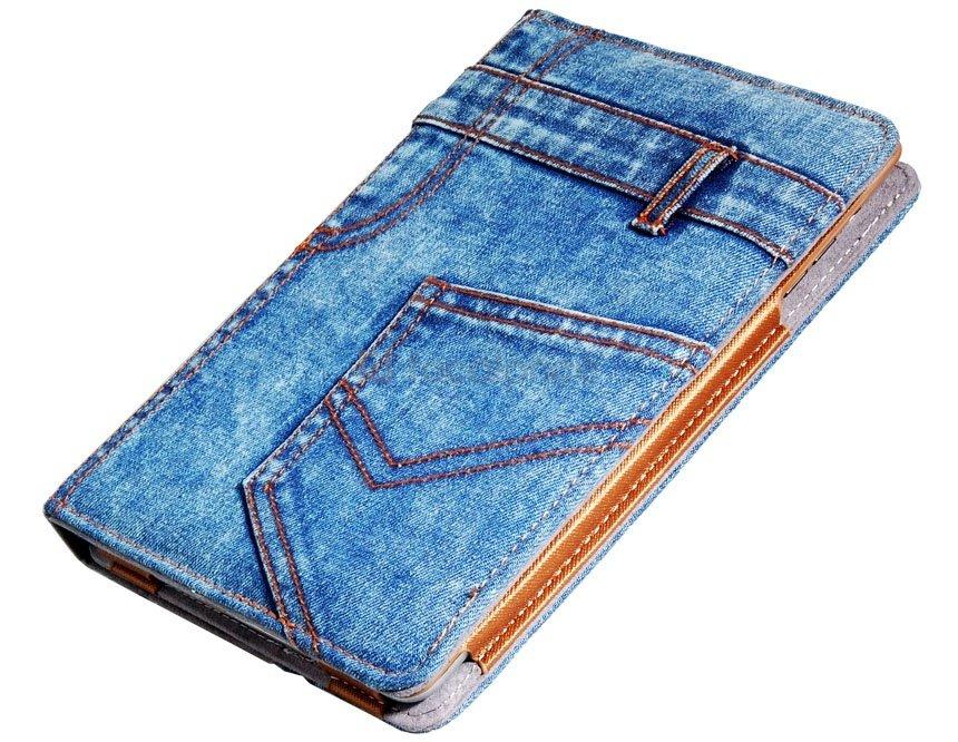 Чехол для телефона своими руками из джинса своими руками