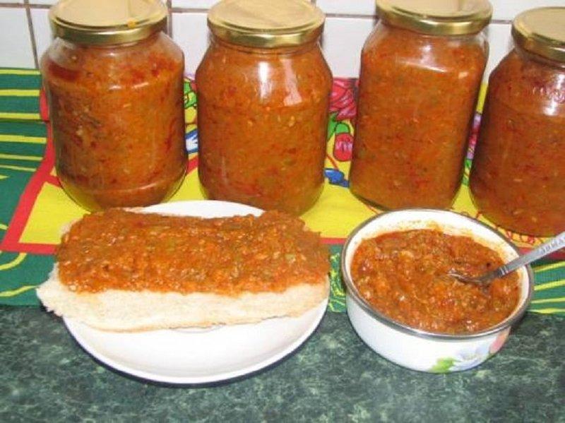 Кабачковая икра кубиками на зиму рецепт с фото пошагово