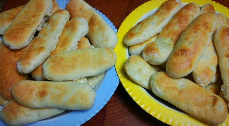 Беляши в духовке рецепт с пошаговый с картошкой