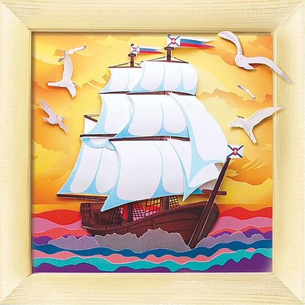Корабль рисунок своими руками